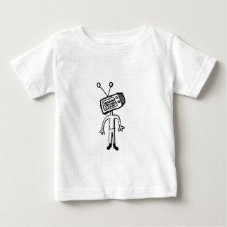 Camiseta De Bebé Nada encendido