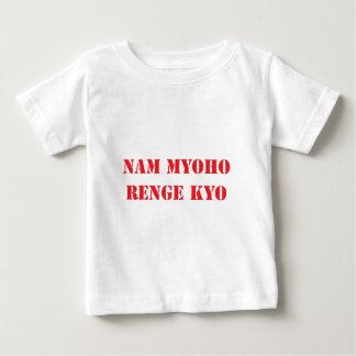 Camiseta De Bebé Nam Myoho Renge Kyo