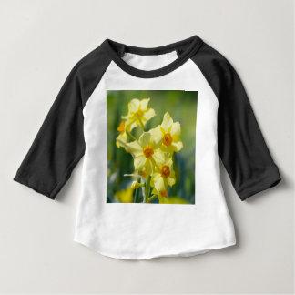 Camiseta De Bebé Narcisos bonitos, narciso 03,1