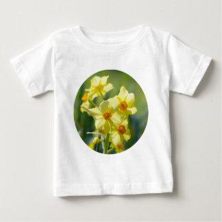 Camiseta De Bebé Narcisos bonitos, narciso 03.2_o
