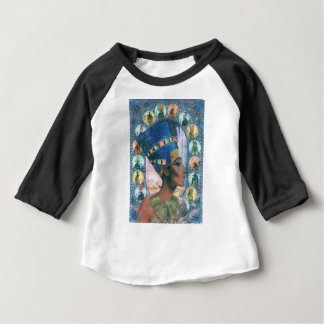 Camiseta De Bebé Nefertiti