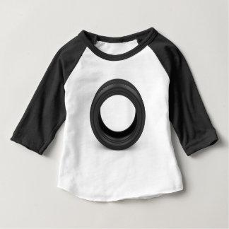 Camiseta De Bebé Neumático de automóvil