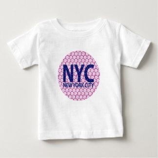 Camiseta De Bebé New York City NYC