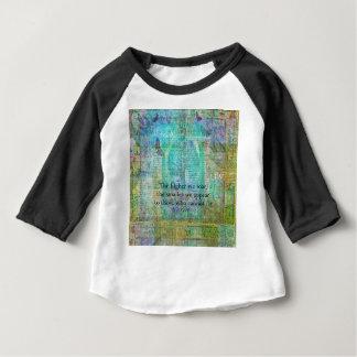 Camiseta De Bebé Nietzsche inspirado SE ELEVA cita