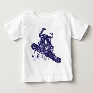 Camiseta De Bebé Nieve-Huésped