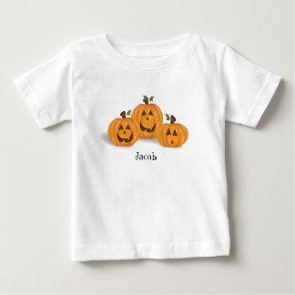 Camiseta De Bebé Niño T de la linterna de Jack O