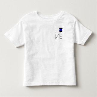 Camiseta De Bebé Niños de LEO del AMOR