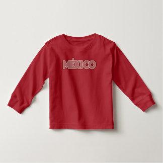 Camiseta De Bebé Niños de México