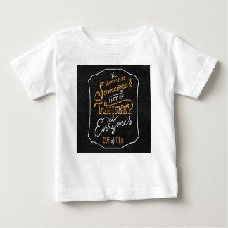 Camiseta De Bebé no para cada uno