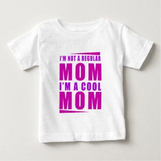 Camiseta De Bebé No soy una mamá del régulo que soy madre fresca