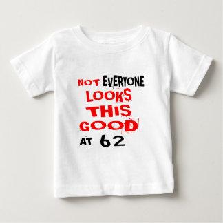 Camiseta De Bebé No todos consideran esto bueno 62 el cumpleaños