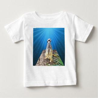 Camiseta De Bebé Noche azul de Meerkat, _