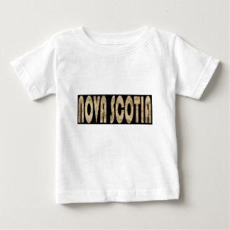Camiseta De Bebé novascotia1834