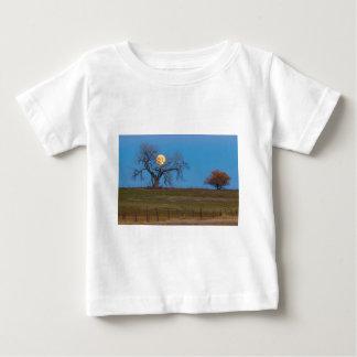 Camiseta De Bebé Noviembre Supermoon