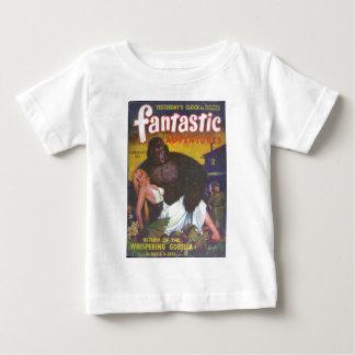 Camiseta De Bebé Novio del gorila