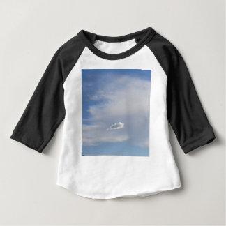 Camiseta De Bebé Nube y nube