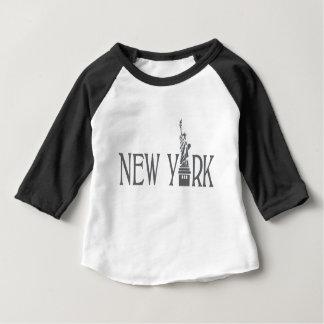Camiseta De Bebé Nueva York