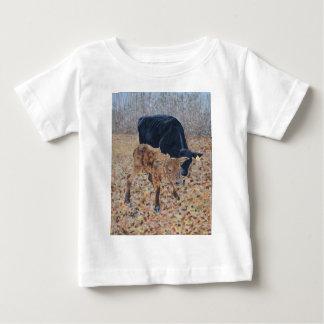 Camiseta De Bebé Nuevo becerro