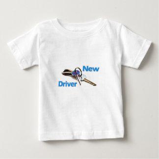 Camiseta De Bebé Nuevo conductor