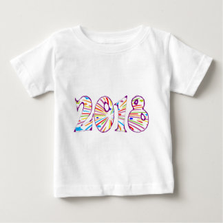 Camiseta De Bebé nuevo year7