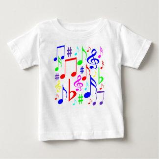 Camiseta De Bebé observe el arco iris
