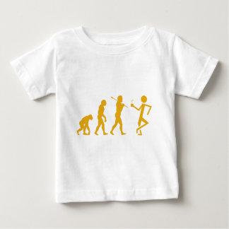 Camiseta De Bebé Oferta caliente de la bebida