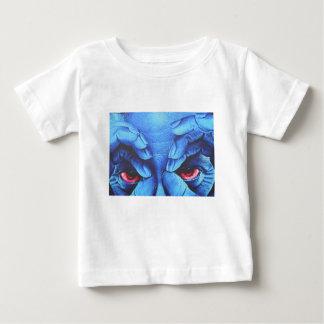 Camiseta De Bebé Ojos del rojo