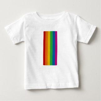 Camiseta De Bebé Orgullo de LGBT