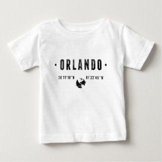 Camiseta De Bebé Orlando
