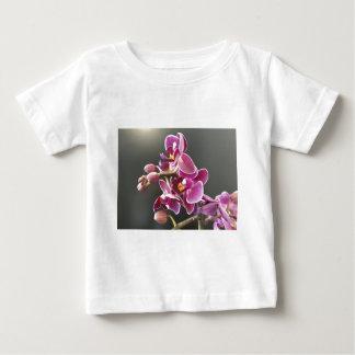 Camiseta De Bebé orquídea