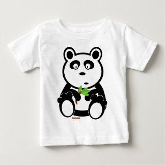 Camiseta De Bebé Oso de panda de Bubba