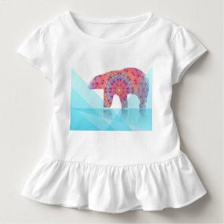 Camiseta De Bebé Oso polar