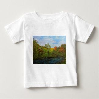 Camiseta De Bebé Otoño del país