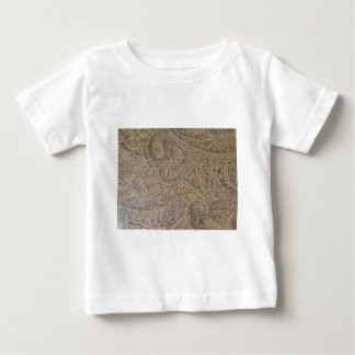 Camiseta De Bebé Paisley sucia