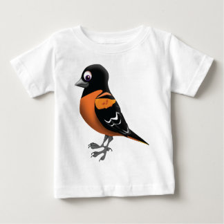 Camiseta De Bebé Pájaro del estado de Maryland