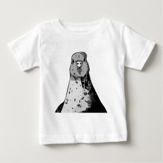 Camiseta De Bebé Pájaros mudos