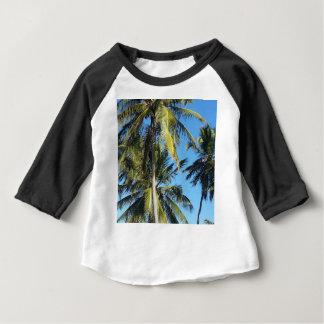 Camiseta De Bebé Palmas de Maragogi
