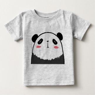Camiseta De Bebé Panda perezosa