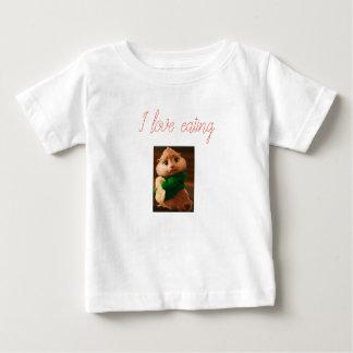 Camiseta De Bebé Paño del bebé