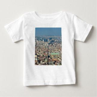 Camiseta De Bebé Panorama de Nápoles