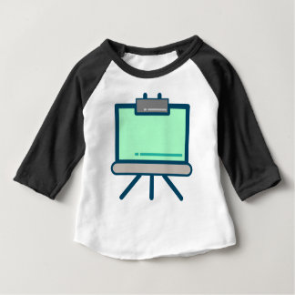 Camiseta De Bebé Pantalla de visión
