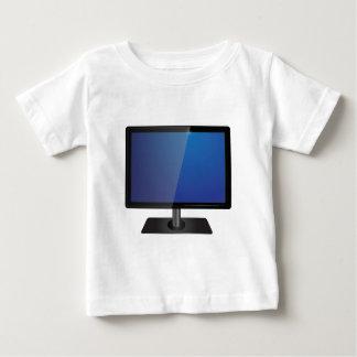 Camiseta De Bebé pantalla moderna
