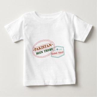 Camiseta De Bebé Paquistán allí hecho eso