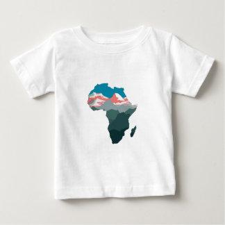 CAMISETA DE BEBÉ PARA GRAN ÁFRICA