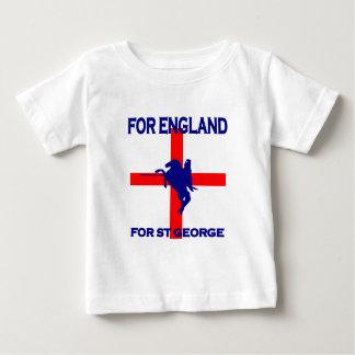 Camiseta De Bebé Para Inglaterra para San Jorge