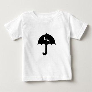 Camiseta De Bebé paraguas e iluminación