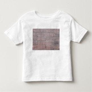 Camiseta De Bebé Pared de ladrillo