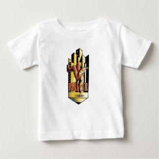 Camiseta De Bebé parkour