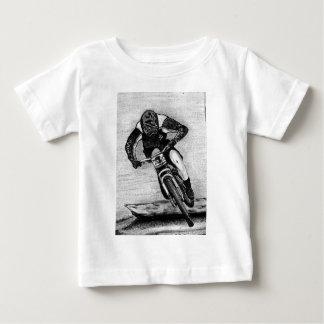 Camiseta De Bebé Paseo de la bici de montaña