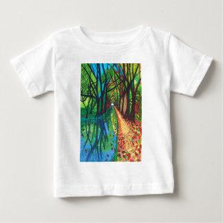 Camiseta De Bebé Paseo del canal